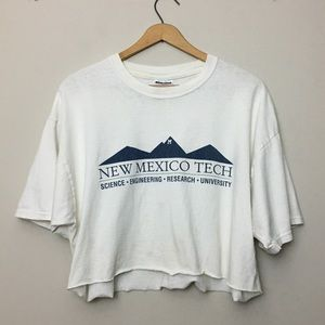 Vintage New Mexico Tech Shirt